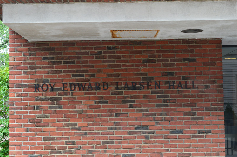 Roy Edward Larsen Hall