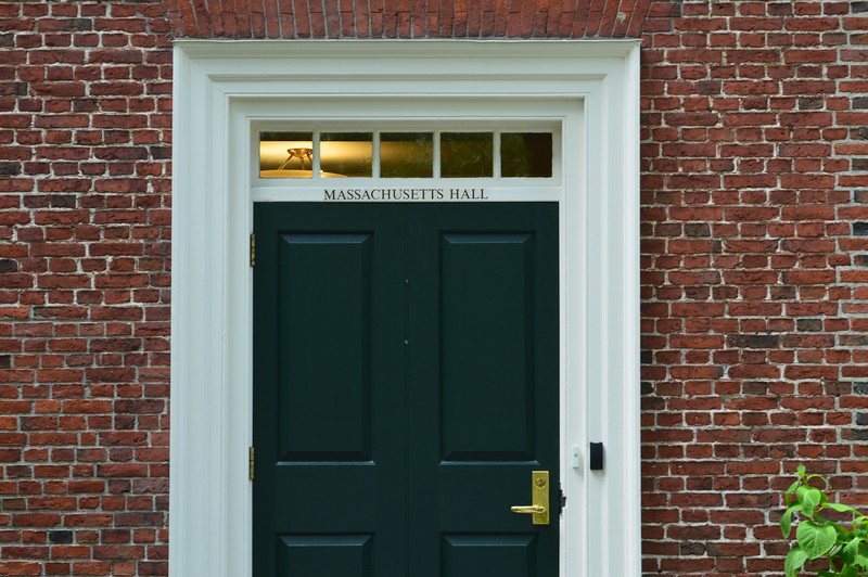 Mass Hall Door