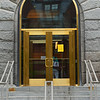 Boylston Hall Door