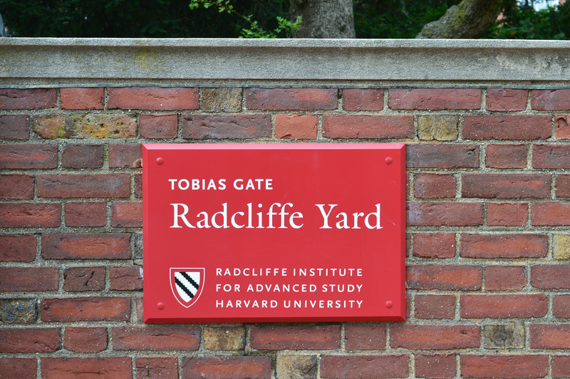 Radcliffe Yard Sign