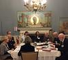 Aesculapian Room, Harvard Club Boston. Council meeting, Harvard Travellers Club 850th meeting. January 12, 2016.
