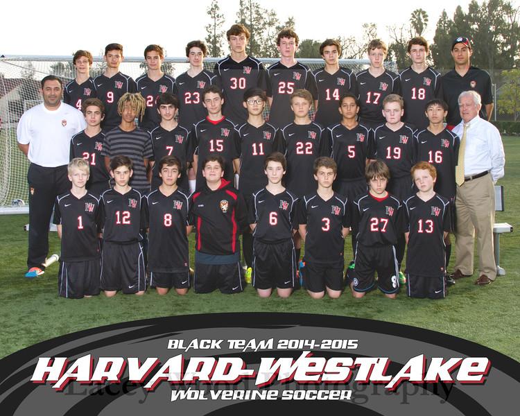 HW Soccer Boys Black Team 8x10 2014 9