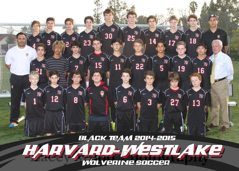 HW Soccer Boys Black Team 5x7 2014 5