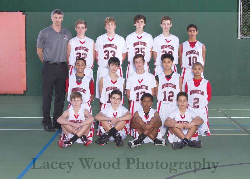 HW Boys Basketball Black Team