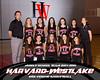 HW Girls Basketball Black Team 8x10 2015