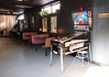 HOLLY PELCZYNSKI - BENNINGTON BANNER New seating areas and a longer bar for guests at Harvest Brewing on South Street in Bennington.