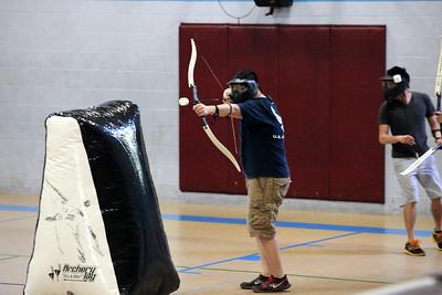 2017 Archery Tag