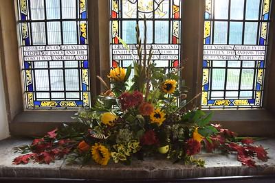 Harvest Sunday 2016