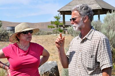 Bob Betz speaks with Patricia Gelles