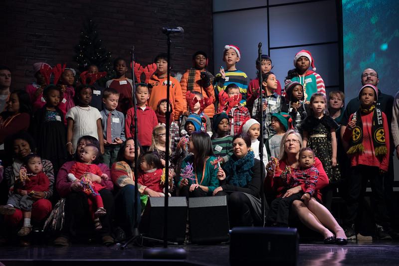 Christopher Luk 2014 - Harvest Bible Chapel York Region HBCYR - Christmas Children and Adult Choir - December 21, 2014 002