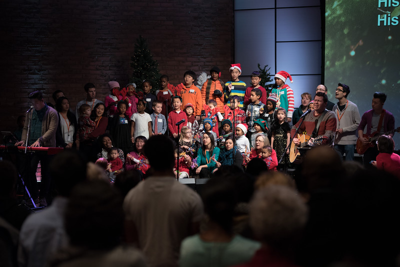 Christopher Luk 2014 - Harvest Bible Chapel York Region HBCYR - Christmas Children and Adult Choir - December 21, 2014 003