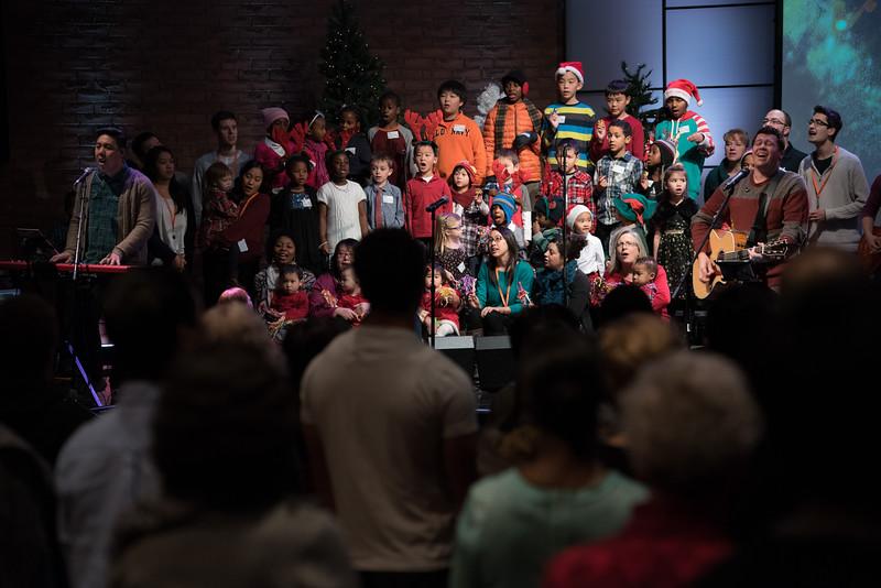 Christopher Luk 2014 - Harvest Bible Chapel York Region HBCYR - Christmas Children and Adult Choir - December 21, 2014 004