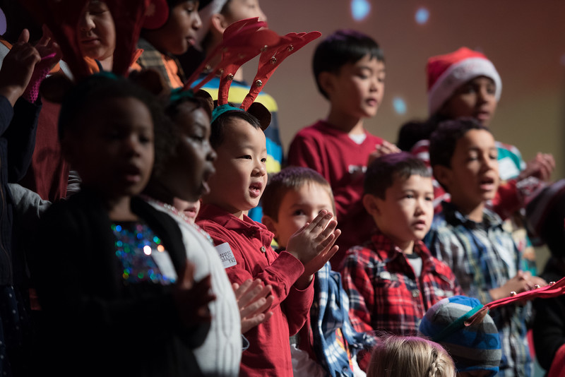 Christopher Luk 2014 - Harvest Bible Chapel York Region HBCYR - Christmas Children and Adult Choir - December 21, 2014 012