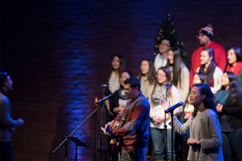 Christopher Luk 2014 - Harvest Bible Chapel York Region HBCYR - Christmas Children and Adult Choir - December 21, 2014 Highlights 005