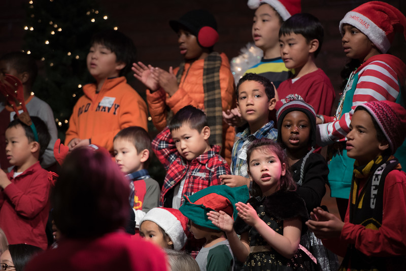 Christopher Luk 2014 - Harvest Bible Chapel York Region HBCYR - Christmas Children and Adult Choir - December 21, 2014 006