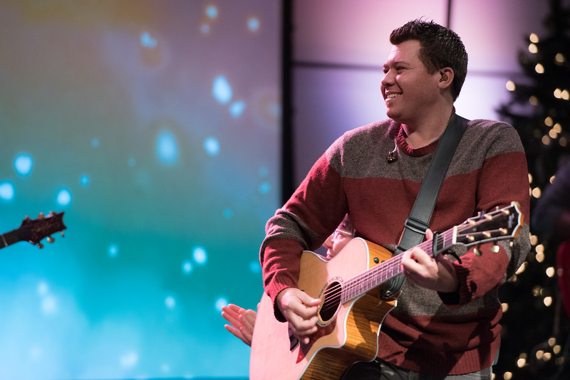 Christopher Luk 2014 - Harvest Bible Chapel York Region HBCYR - Christmas Children and Adult Choir - December 21, 2014 009