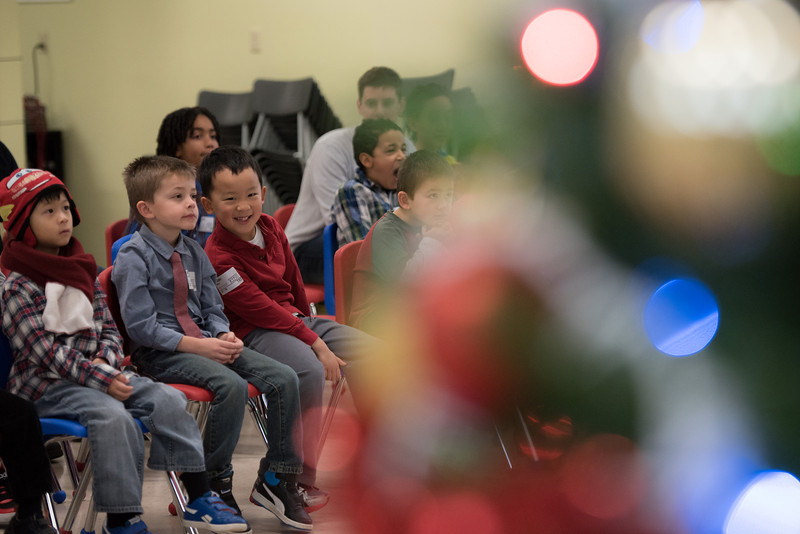 Christopher Luk 2014 - Harvest Bible Chapel York Region HBCYR - Christmas Children and Adult Choir - December 21, 2014 015