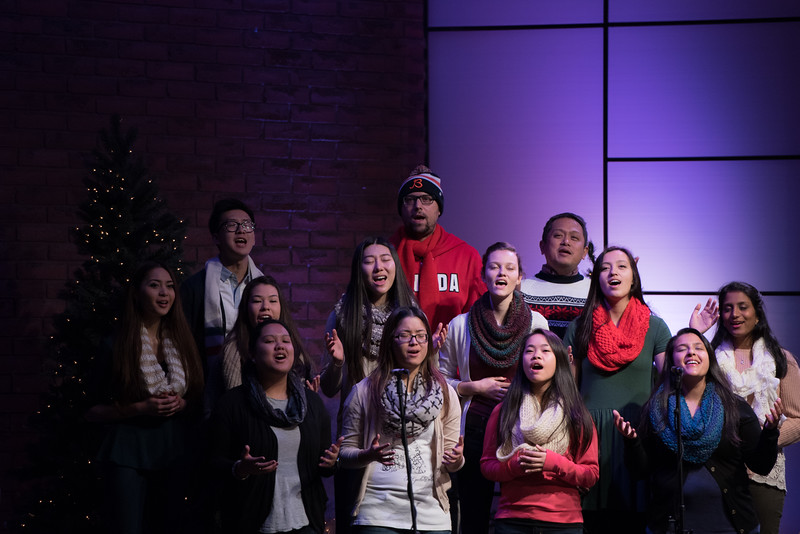 Christopher Luk 2014 - Harvest Bible Chapel York Region HBCYR - Christmas Children and Adult Choir - December 21, 2014 017