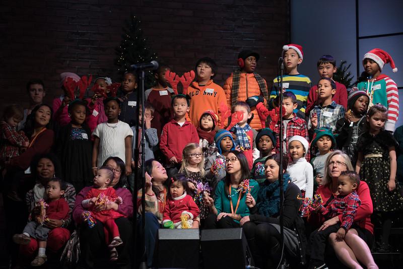 Christopher Luk 2014 - Harvest Bible Chapel York Region HBCYR - Christmas Children and Adult Choir - December 21, 2014 001