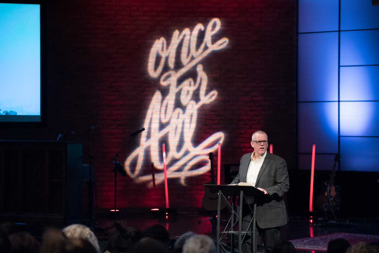 Christopher Luk 2015 - Harvest Bible Chapel York Region HBCYR - Easter Once For All Series - Sunday, March 29, 2015 019