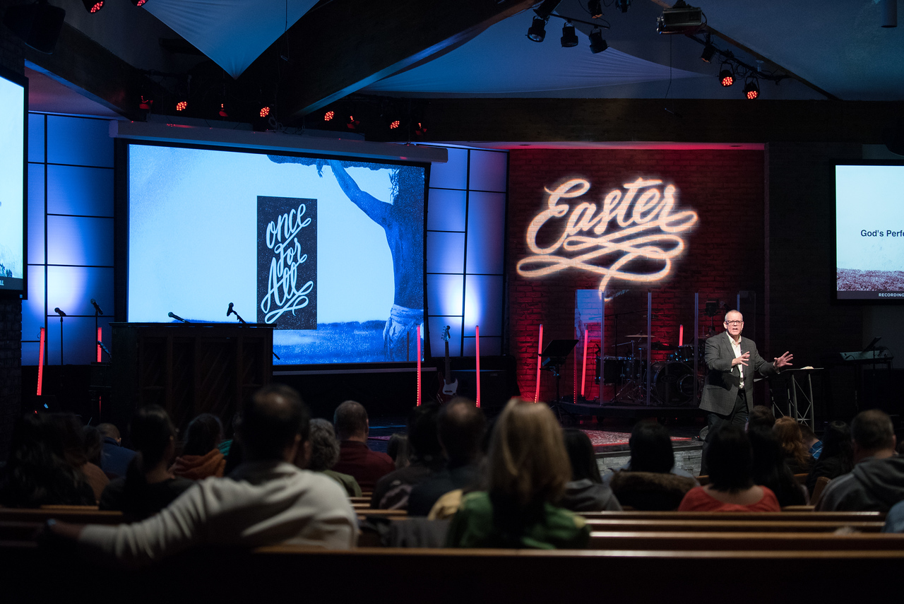 Christopher Luk 2015 - Harvest Bible Chapel York Region HBCYR - Easter Once For All Series - Sunday, March 29, 2015 029