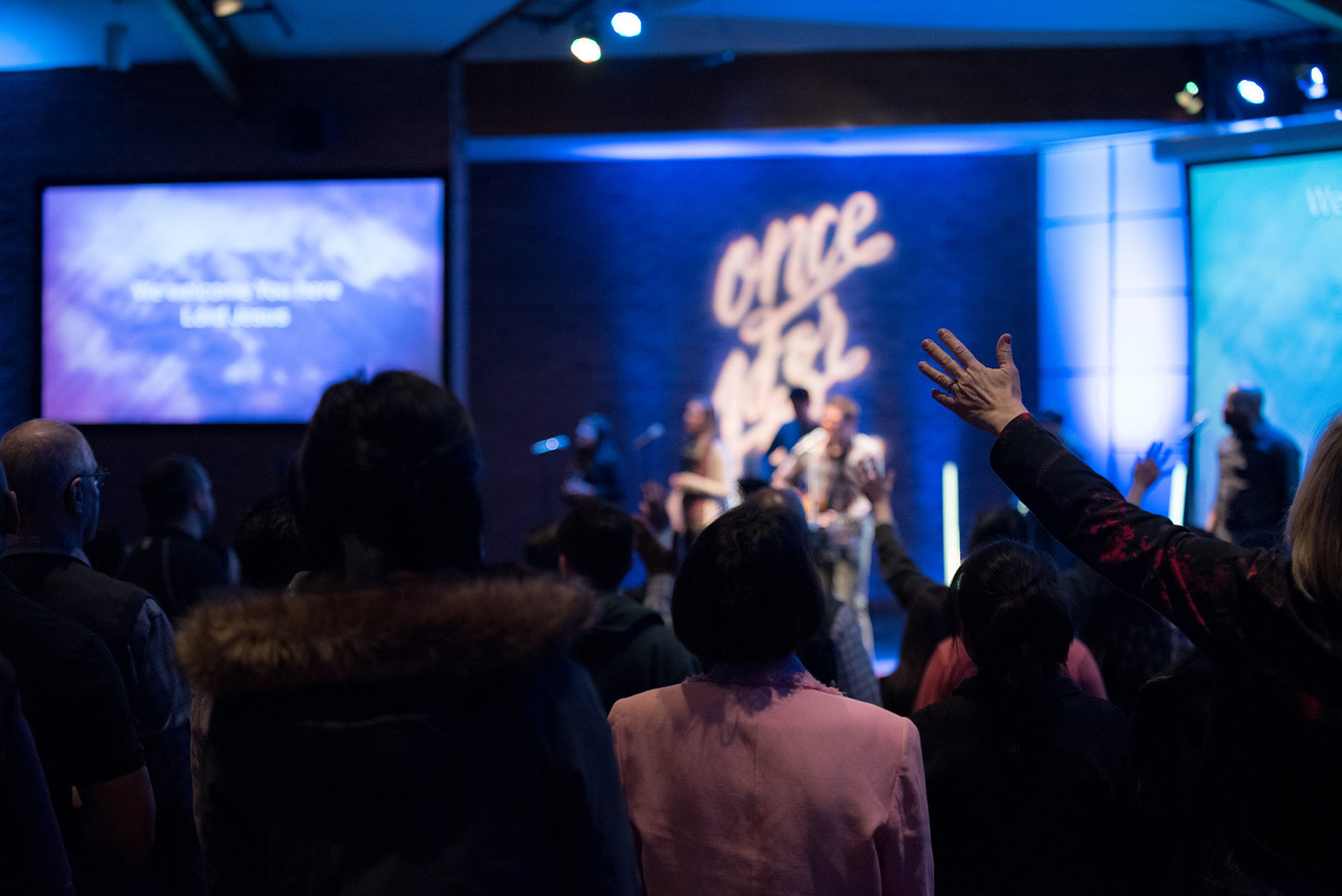 Christopher Luk 2015 - Harvest Bible Chapel York Region HBCYR - Easter Once For All Series - Sunday, March 29, 2015 007