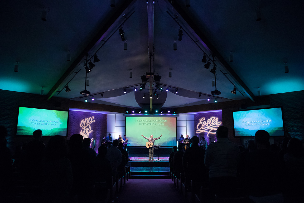 Christopher Luk 2015 - Harvest Bible Chapel York Region HBCYR - Easter Once For All Series - Sunday, March 29, 2015 016