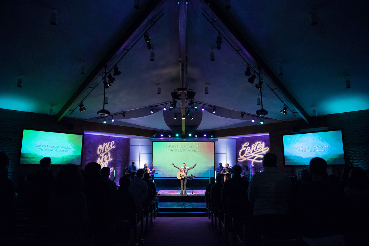 Christopher Luk 2015 - Harvest Bible Chapel York Region HBCYR - Easter Once For All Series - Sunday, March 29, 2015 016 PS