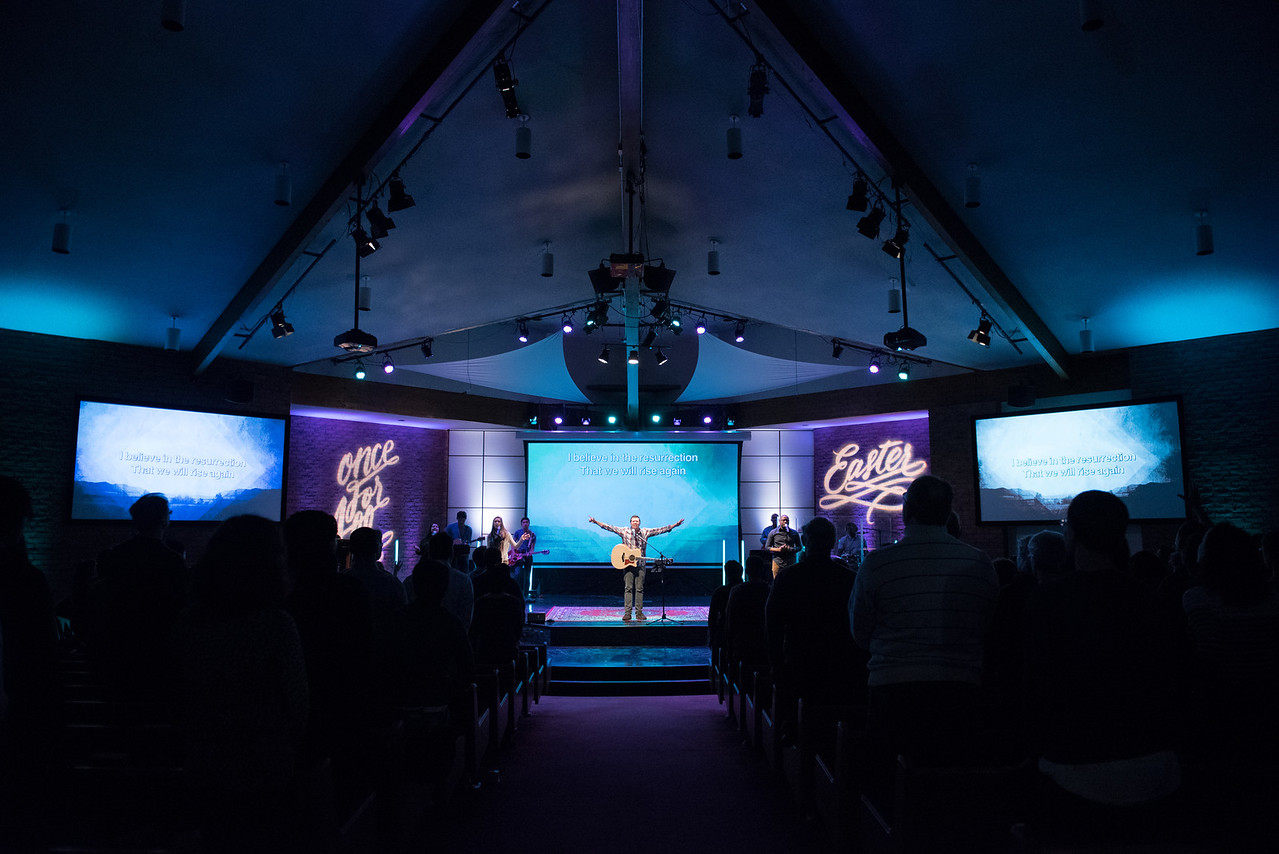 Christopher Luk 2015 - Harvest Bible Chapel York Region HBCYR - Easter Once For All Series - Sunday, March 29, 2015 015