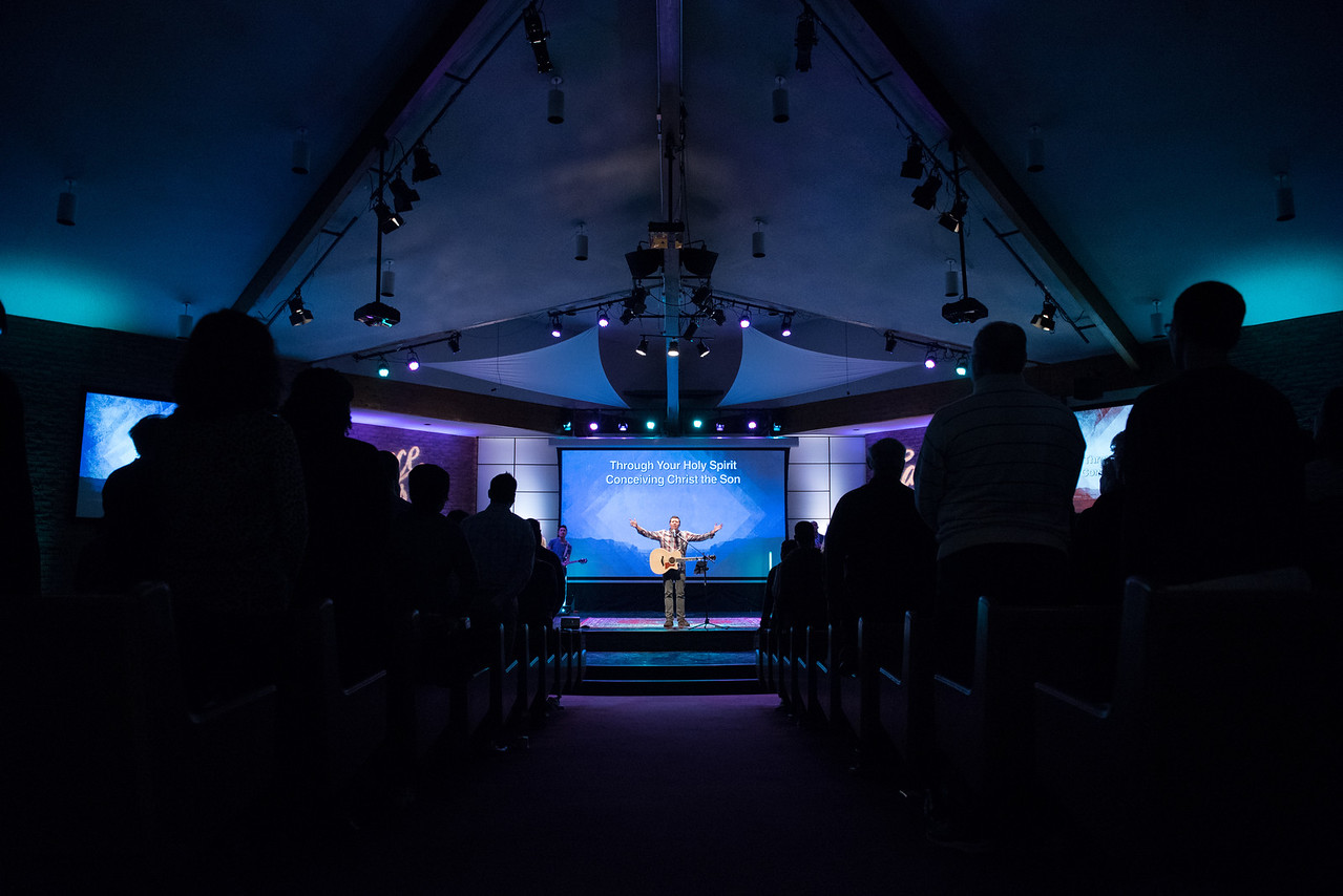 Christopher Luk 2015 - Harvest Bible Chapel York Region HBCYR - Easter Once For All Series - Sunday, March 29, 2015 013