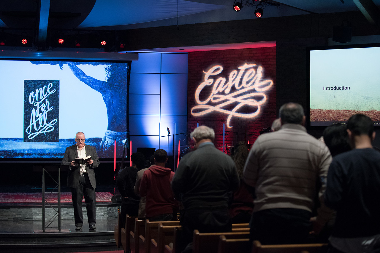 Christopher Luk 2015 - Harvest Bible Chapel York Region HBCYR - Easter Once For All Series - Sunday, March 29, 2015 020