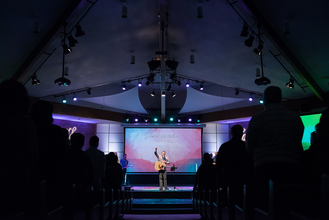 Christopher Luk 2015 - Harvest Bible Chapel York Region HBCYR - Easter Once For All Series - Sunday, March 29, 2015 014
