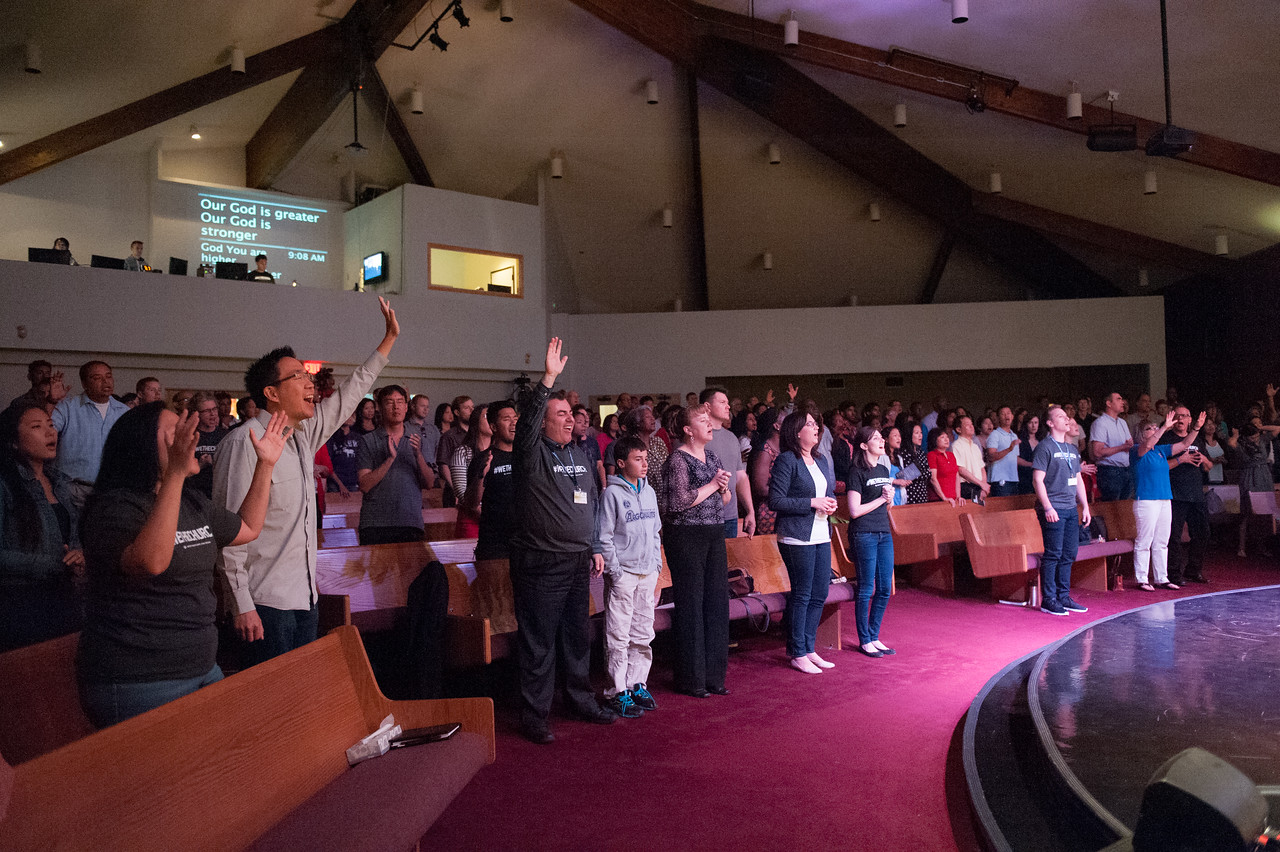 Christopher Luk 2014 - Harvest Bible Chapel York Region - HBCYR We The Church September Sunday Ministry Launch Weekend 012