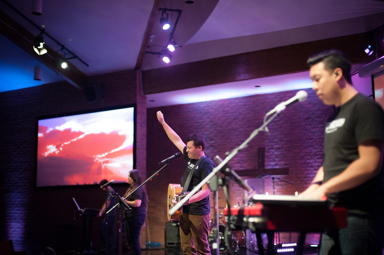 Christopher Luk 2014 - Harvest Bible Chapel York Region - HBCYR We The Church September Sunday Ministry Launch Weekend 015