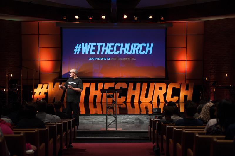 Christopher Luk 2014 - Harvest Bible Chapel York Region - HBCYR We The Church September Sunday Ministry Launch Weekend 042