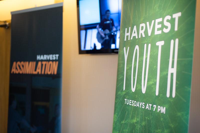 Christopher Luk 2014 - Harvest Bible Chapel York Region - HBCYR We The Church September Sunday Ministry Launch Weekend 016