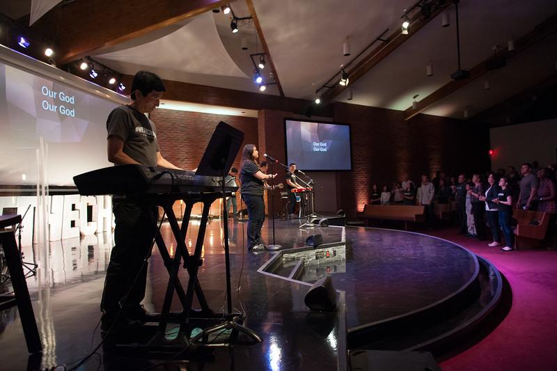 Christopher Luk 2014 - Harvest Bible Chapel York Region - HBCYR We The Church September Sunday Ministry Launch Weekend 008