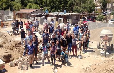 Harvest/Saddleback Family Trip