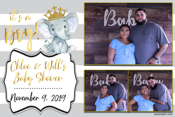 Harvey Baby Shower