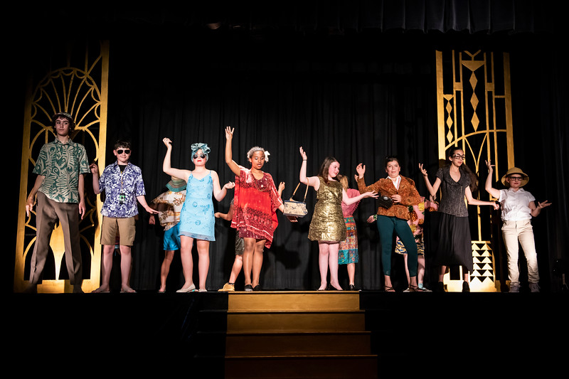 """JAT's Production of """"Spectacular! Spectacular!"""""""