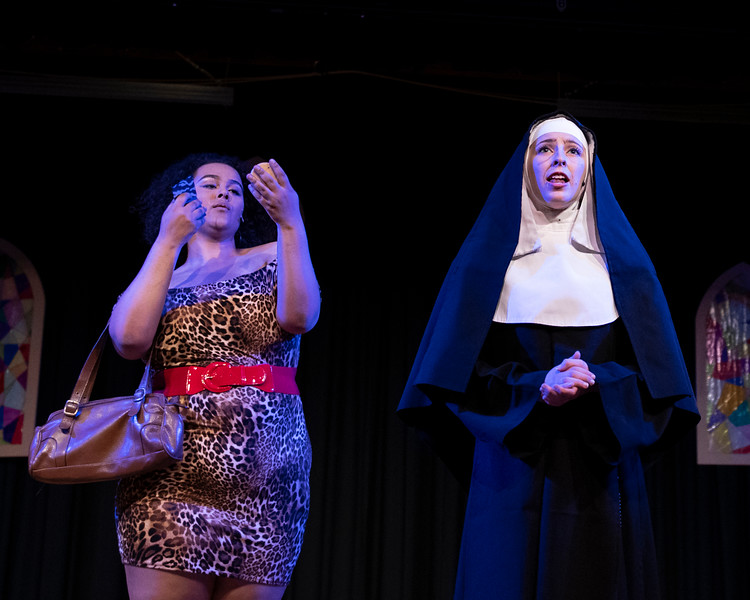 """YPTMTC's Production of """"Sister Act"""""""