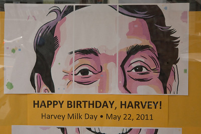 Harvey Milk Day, May 22, 2011