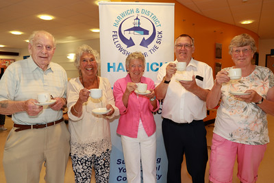 Coffee Morning! Harwich & District Fellowship for the Sick.