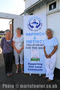 01 Sep 2016 – Men's Health Day at Harwich & Parkeston Football Club. Organised by CHAPS, sponsored by Harwich & District Fellowship for the Sick.