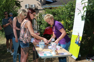 Home-Start (Harwich) 'Duck Day' at Bobbit's Hole Nature Reserve