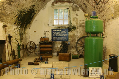 Harwich Redoubt Fort Open Day 2014