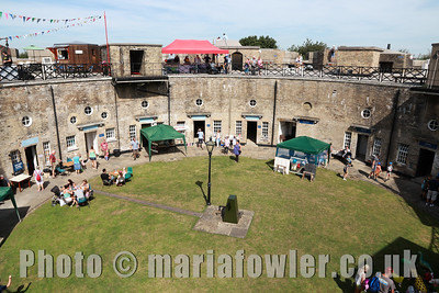 28 AUG 2017 Redoubt Fort Open Day 2017