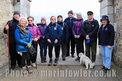 Essex Wildlife Trust return to Harwich's Redoubt Fort