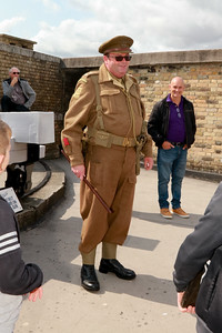 Harwich Redoubt Fort Open Day 2018