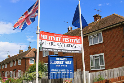 Harwich Redoubt Military Festival
